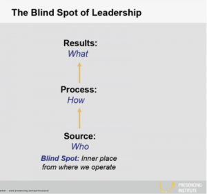 Theory U blind spot leadership