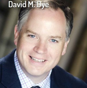 david dye on leading volunteers
