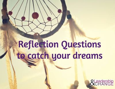 Reflection Questions for leaders, consultants, and other professionals