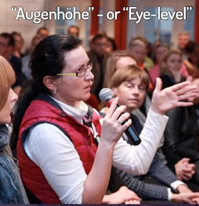 "Interview: Ulf Brandes About The Movie ""Augenhöhe"" or ""Eye-level"""