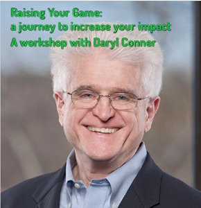 Raising Your Game: A Journey To Increase Your Impact
