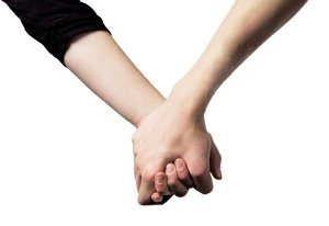 m_holding hands