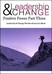Positive Power Overview – Part Three